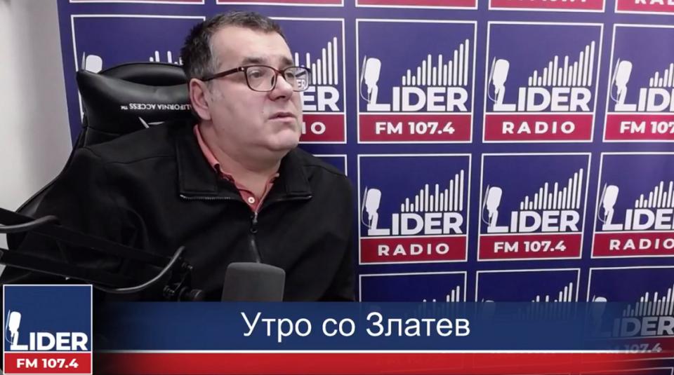 (ВИДЕО) Момировски: НАТО се плаши дека македонската Влада испратила руски играчи во седиштето на алијансата