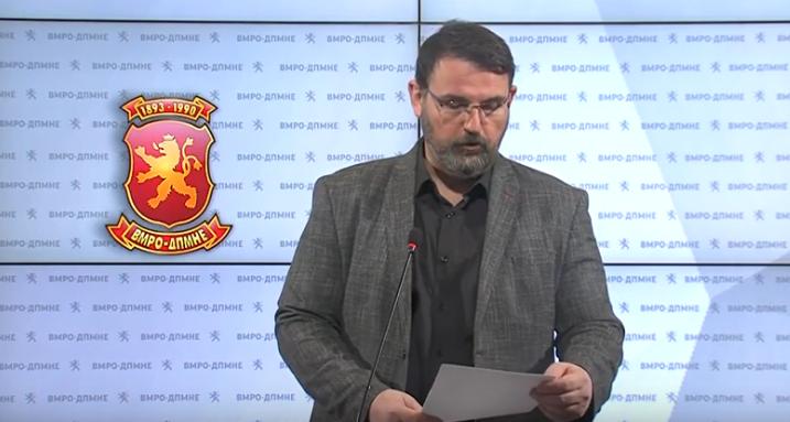 (ВИДЕО) Стоилковски: Шилегов мора да сноси одговорност, лажеше во 2017, лаже и денес за рекреативниот центар Треска