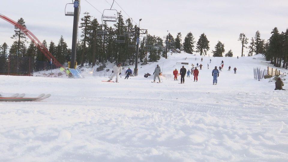 Од утре почнува пробно скијање во Нижеполе
