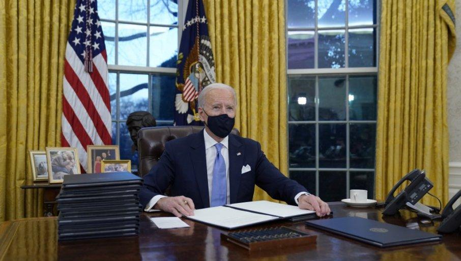 Бајден го прочита писмото од Трамп: Многу великодушно од него