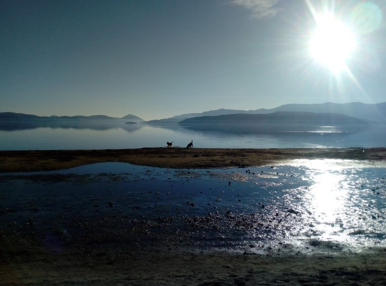 Зголемени нивоата на реките, Преспанското Езеро 31 сантиметар над апсолутниот минимум