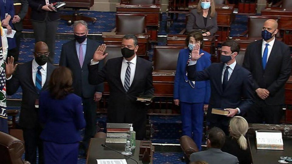 Демократите ја презедоа контролата и во Сенатот на САД