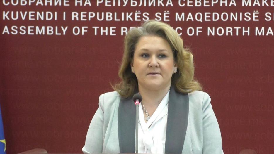 Петровска: Предлог Законот гарантира попис според сите меѓународни стандарди