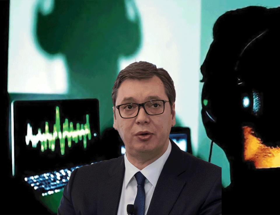 Дачиќ: Прислушувањето на Вучиќ е тешко кривично дело