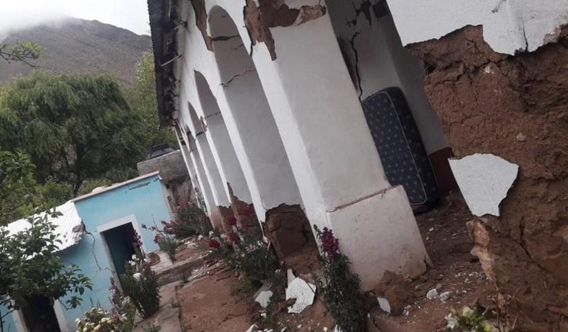 (ВИДЕО) Земјотрес со јачина од 6,8 степени ја погоди Аргентина