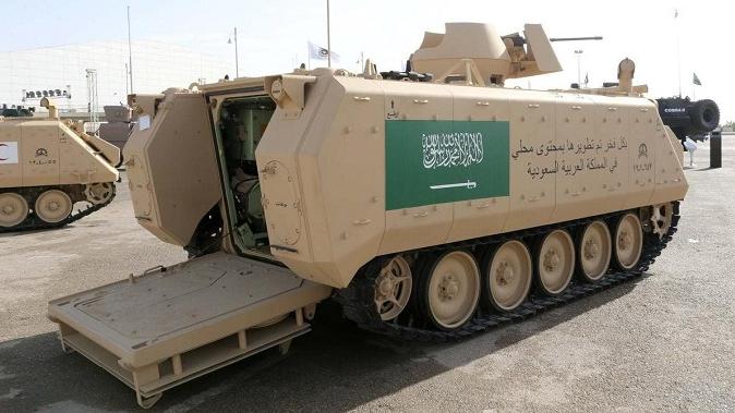 Саудиска Арабија ќе инвестира над 20 милијарди долари во воената индустрија во следните 10 години