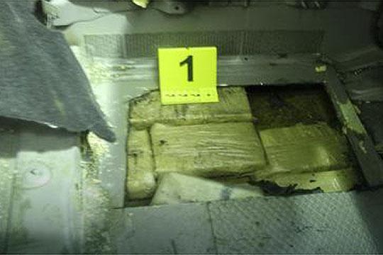 Во Бугарија запленети 402 килограми хероин