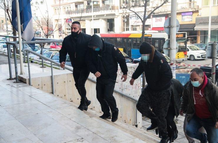 Балканската мафија фатена со 324 килограми кокаин на пристаништето во Солун