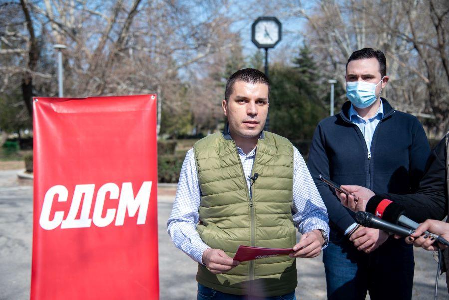 Над 80.000 членови го ажурирале своето членство во СДСМ