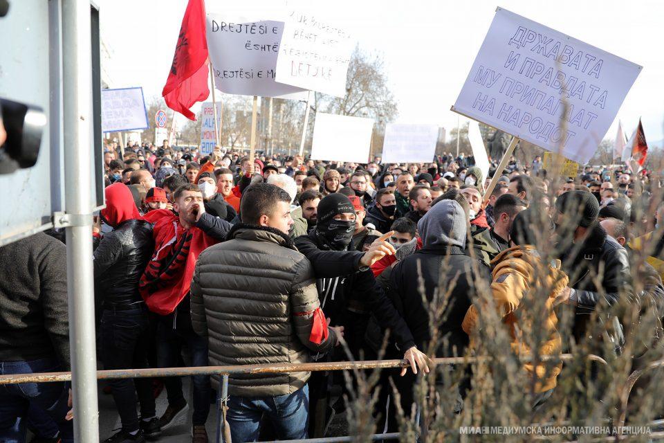 Полицијата утре ќе го блокира Скопје: Воведен посебен режим на сообраќајот