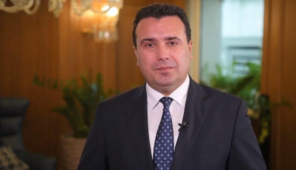 Заев се заблагодари на Србија за новата пратка вакцини