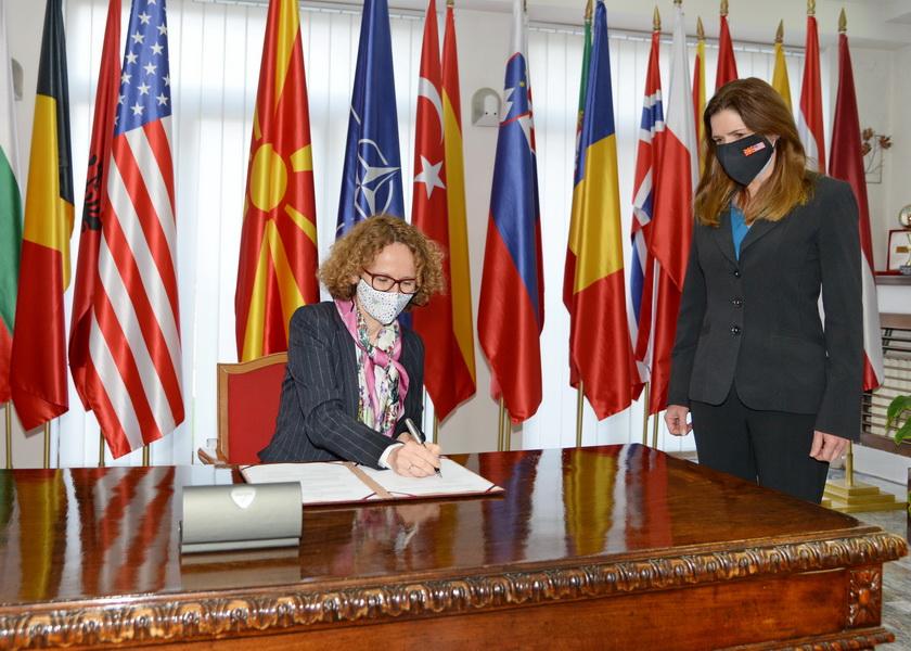 Потпишан нов Меморандум за соработка во одбраната меѓу Македонија и САД
