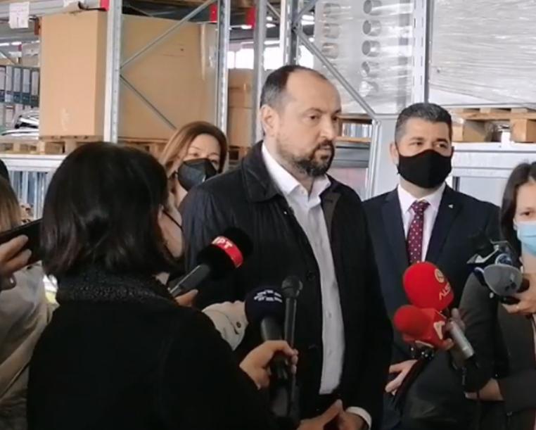 Битиќи: Петтиот пакет мерки ќе тежи околу 150 милиони евра