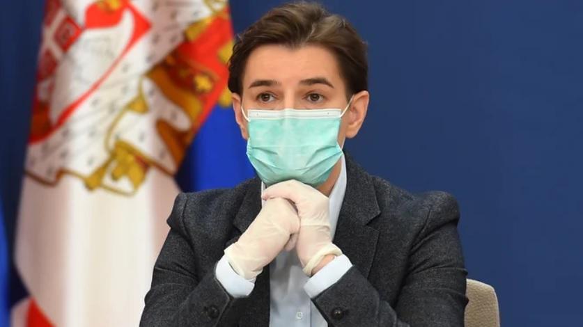 Брнабиќ најави можно заострување на мерките против Ковид-19