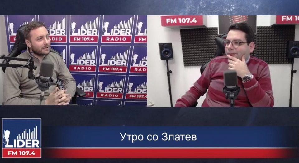 (ВИДЕО) Арсовски: Набавката на вакцини е гол пи-ар на СДСМ, последиците ги трпат граѓаните