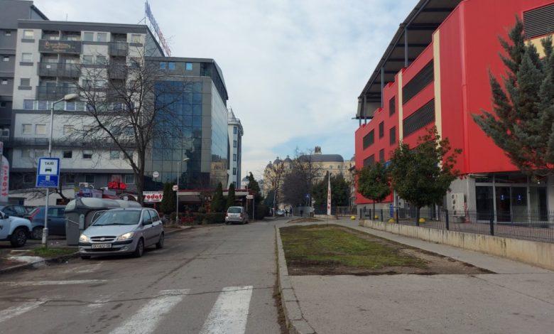 """Општина Центар воведува еднонасочен сообраќаен режим на улица """"Св Климент Охридски"""""""