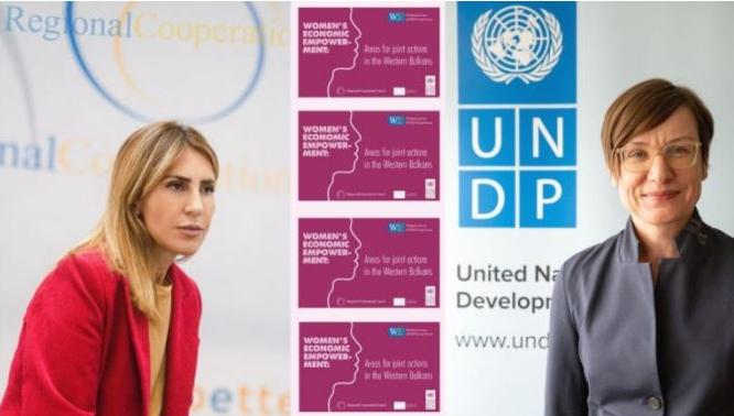 Економското зајакнување на жените од Западниот Балкан клучно за подобро закрепнување по пандемијата