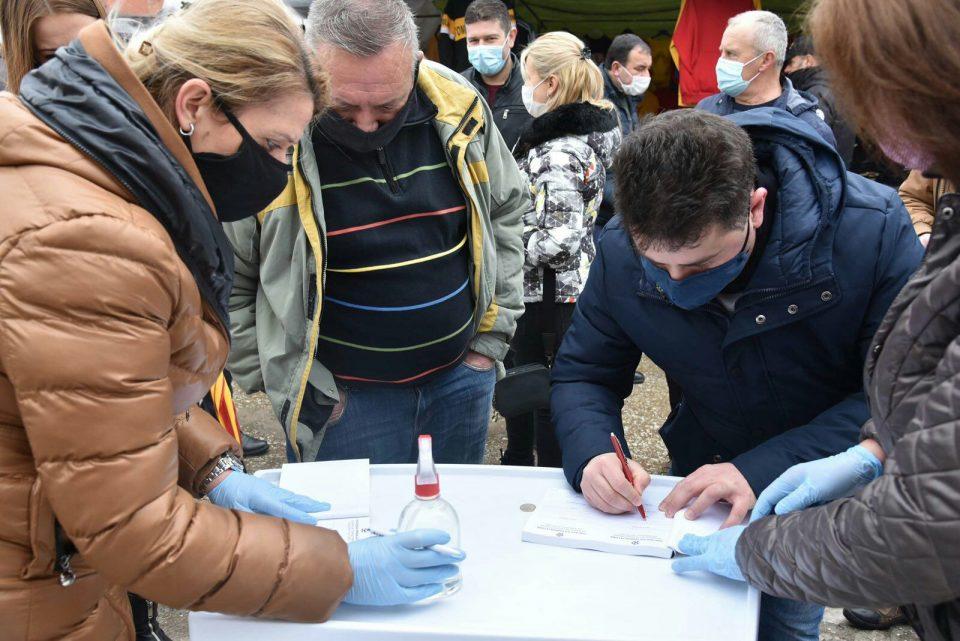 Штип, Крива Паланка, Кратово и Петровец му кажаа не на Заев за фалсификат попис, стоп за погрешните политики