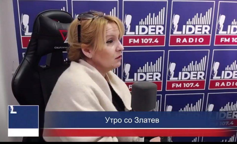 (ВИДЕО) Синадиновска Арсовска: Владата нема слух за нашите барања, продолжуваме со протести