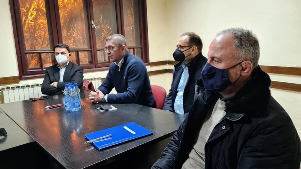Мицкоски од Велес: Власта е на стаклени нозе, прашањето е не дали, туку кога оваа Влада ќе падне!