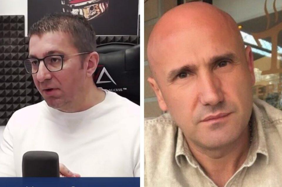 (ВИДЕО) Мицкоски: Вице Заев пратил на 20 новинари да објават текстови против мене и моето семјство