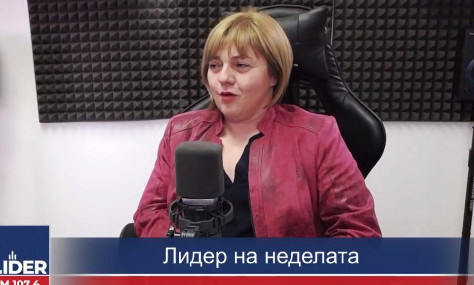 """(ВО ЖИВО) Гостин во """"Лидер на неделата"""" е д-р Милена Стевановиќ"""