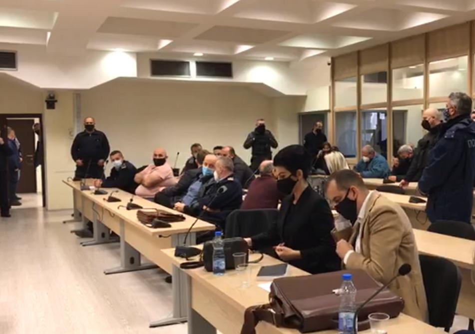 """Обвинетиот Азири во """"Монструм"""": Јовески и Русковска нека дојдат во затвор да им дадам докази за нарачателите и организаторите"""