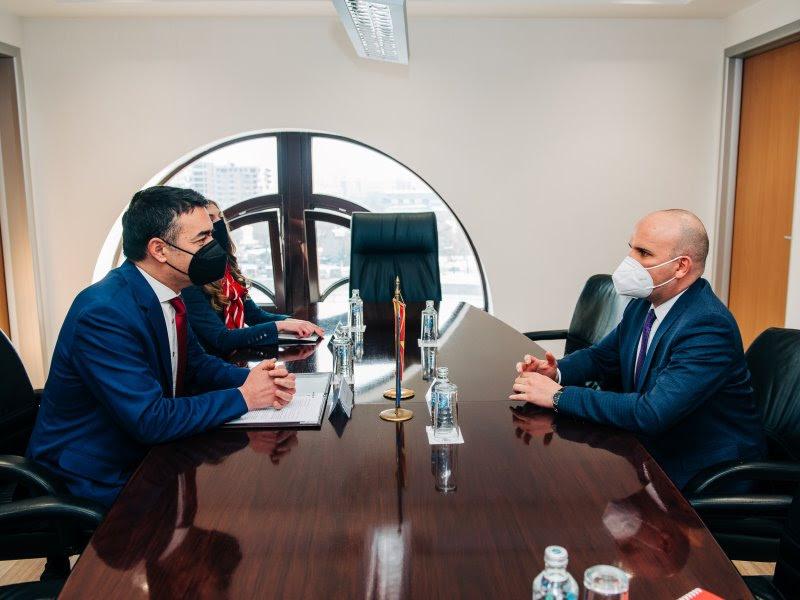 Димитров-Ќучук: Резолуцијата на ЕП реално да ги отсликува постигнатите реформи