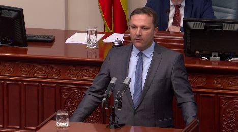Алтернатива и Алијанса поднесоа интерпелација за Спасовски, ВМРО-ДПМНЕ ќе бара гласање на доверба на Владата