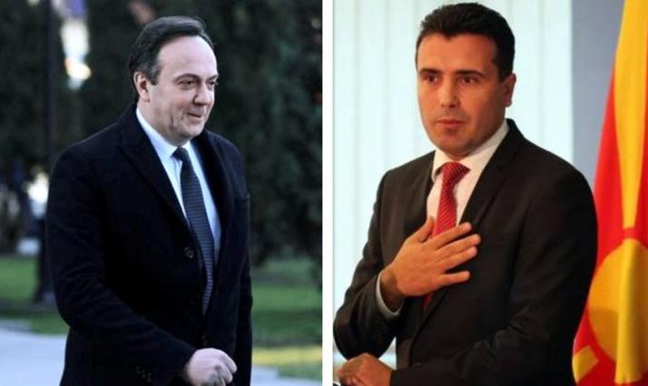 Мијалков од Белград се пазарел со Заев за да се врати во Скопје, се замешала и една амбасада?