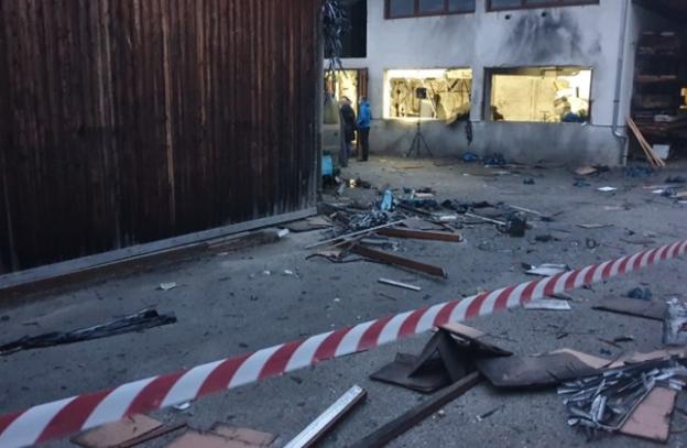 Eксплозија во Словениjа: Загинале татко, син и нивниот сосед