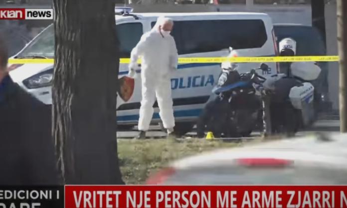 (ВИДЕО) Убиен познат нарко-бос во центарот на Тирана