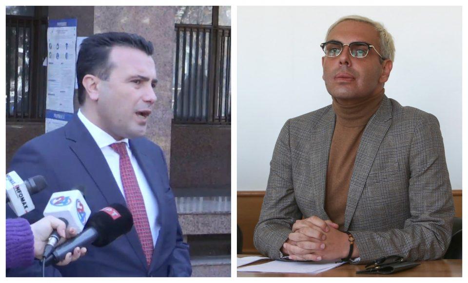 Заев за противкандидатот Јовановски за лидерско место во СДСМ: Жалам што се одлучил за ваков чекор, не знам дали го ажурирал членството