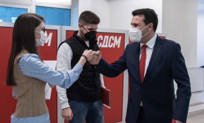 Заев кандидат за претседател на СДСМ, внатрепартиски избори на 21 март