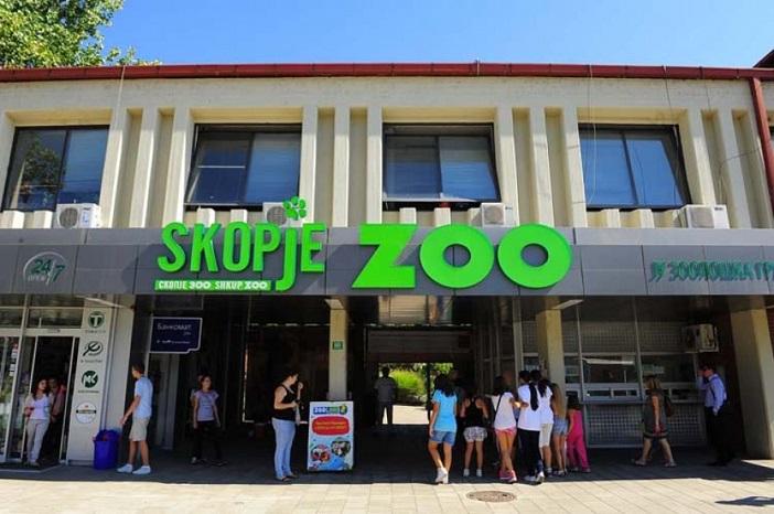 Од викендов казни за несовесните посетители на ЗОО Скопје: Забрането е хранење и допирање на животни