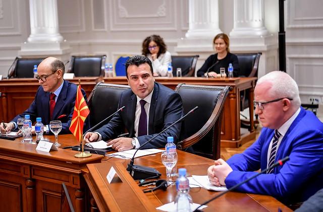 Заев го брани Рашковски за софтверот: Нема ништо спорно