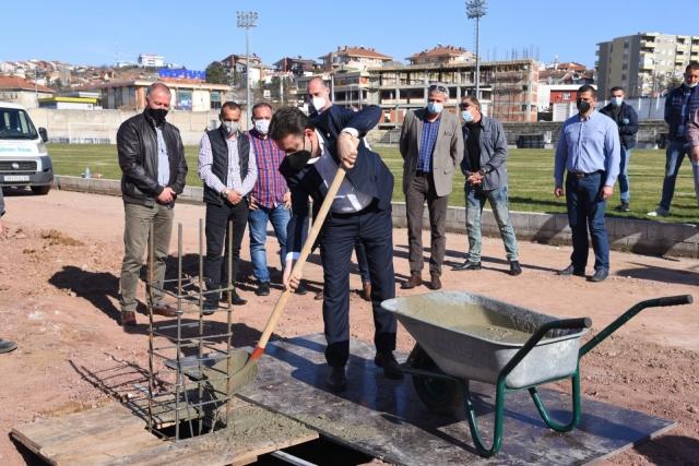Поставен камен-темелникот: Започнува изградбата на новиот стадион во Штип