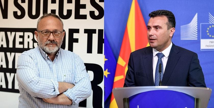 Според Героски, Заев го дисциплинира парламентарното мнозинство