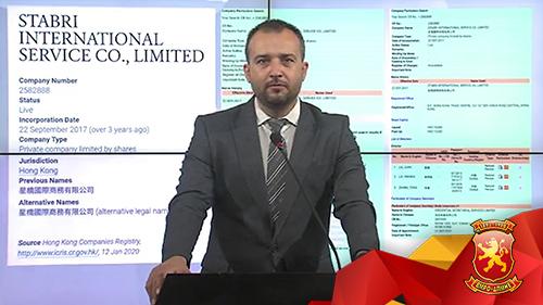 Лефков: Три месеци по владата на Заев формирана фирмата за провизии при набавка на кинеските вакцини