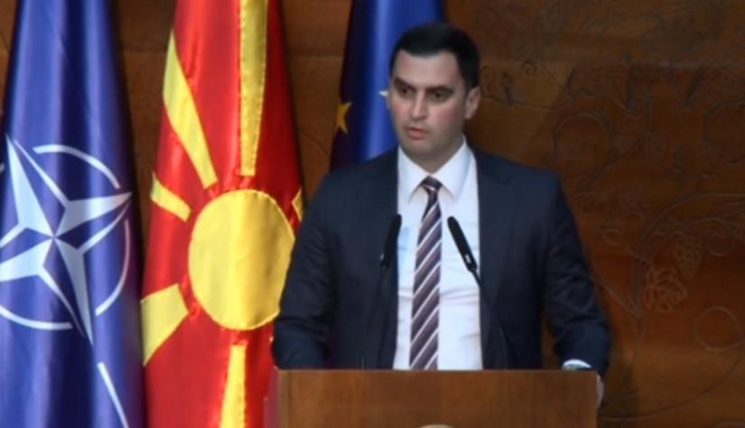 (ВИДЕО) Јаулески: Од нас се бара да легализираме задолжување со кое ќе го покоси образованието