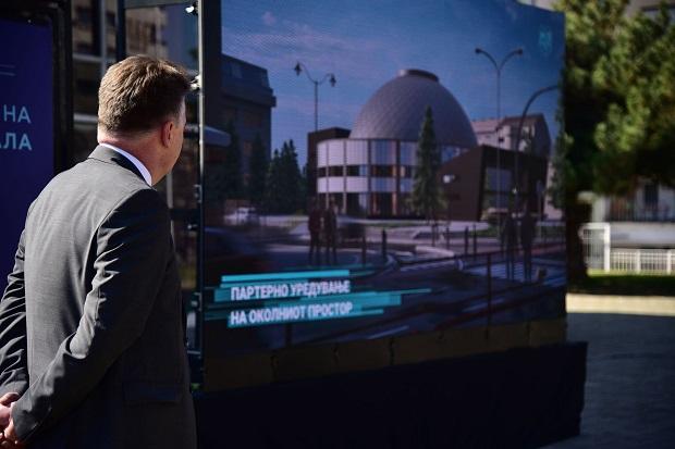 Нелоски: Да беа посветени, досега Универзална ќе беше реконструирана
