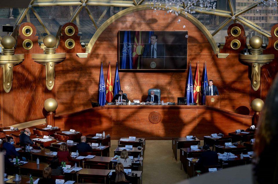 Собранието разгледа повеќе закони – ќе се гласа во вторник