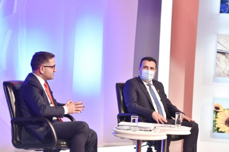Заев и Бесими во посета на Луксембург, најавени средби со премиерот и со претседателот на ЕИБ