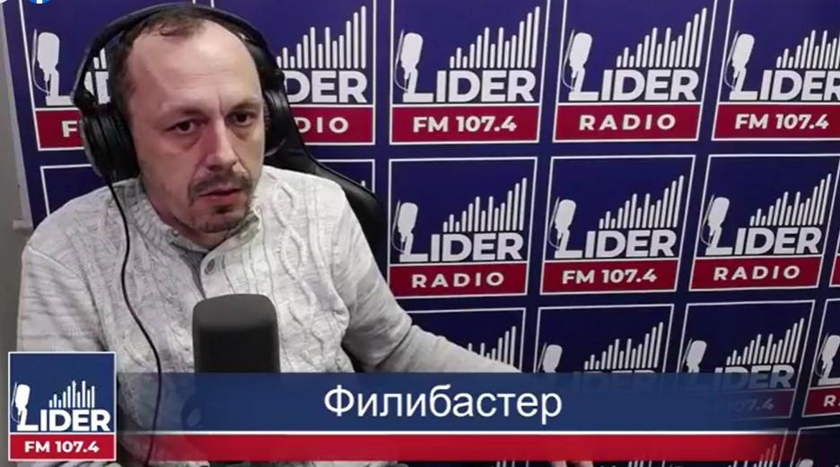 (ВО ЖИВО) Бране Петрушевски гостин на Радио Лидер