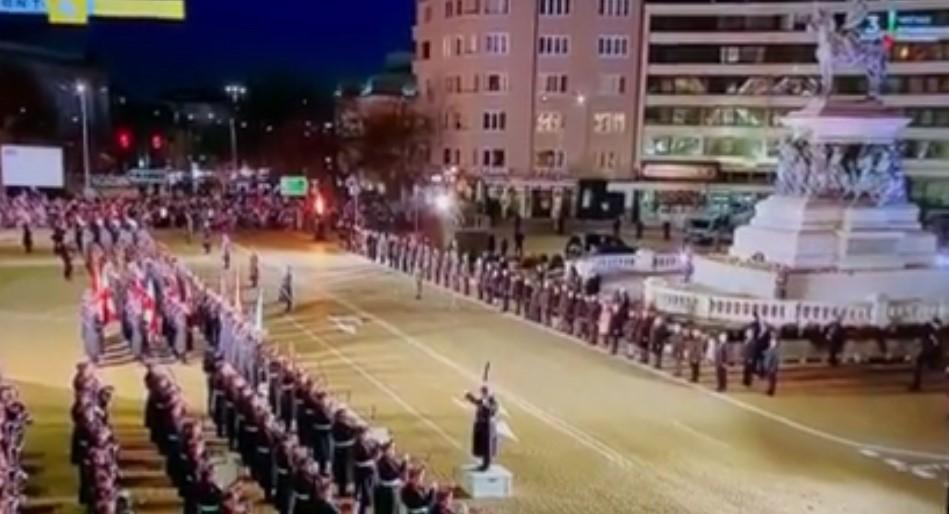 (ВИДЕО) Провокација уште првиот ден на емитување на Бугарската телевизија во Македонија