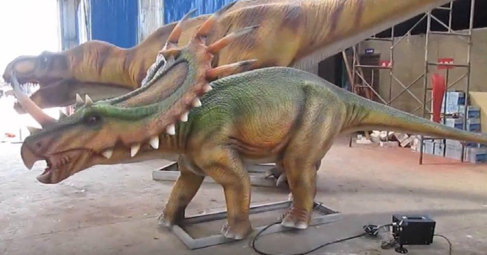Скопската зоолошка повторно го одложи отворањето на паркот со диносауруси