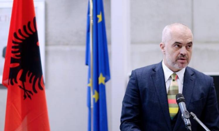 Рама: Албанија е подготвена да ја чека С. Македонија за да не се одвојат во процесот на интеграција