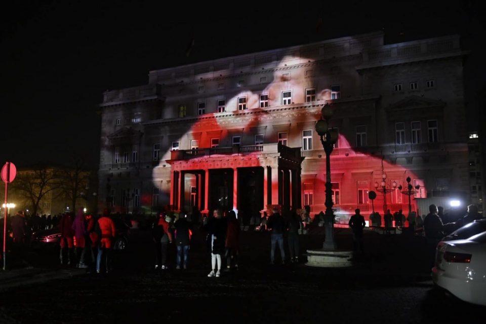 (ВИДЕО) Голема прослава за Ѓоковиќ во Белград: Ова е успех на целата нација