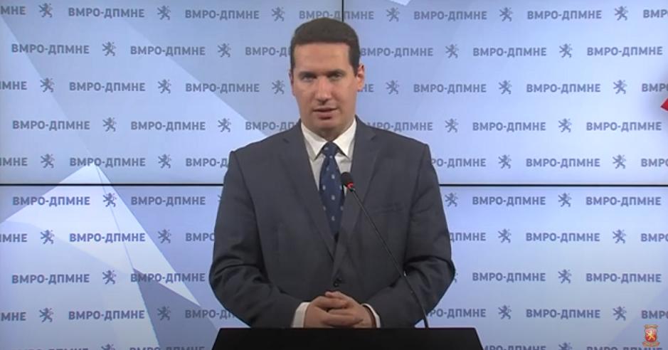 Ѓорчев: Лагите и колапсот со 3200 мртви