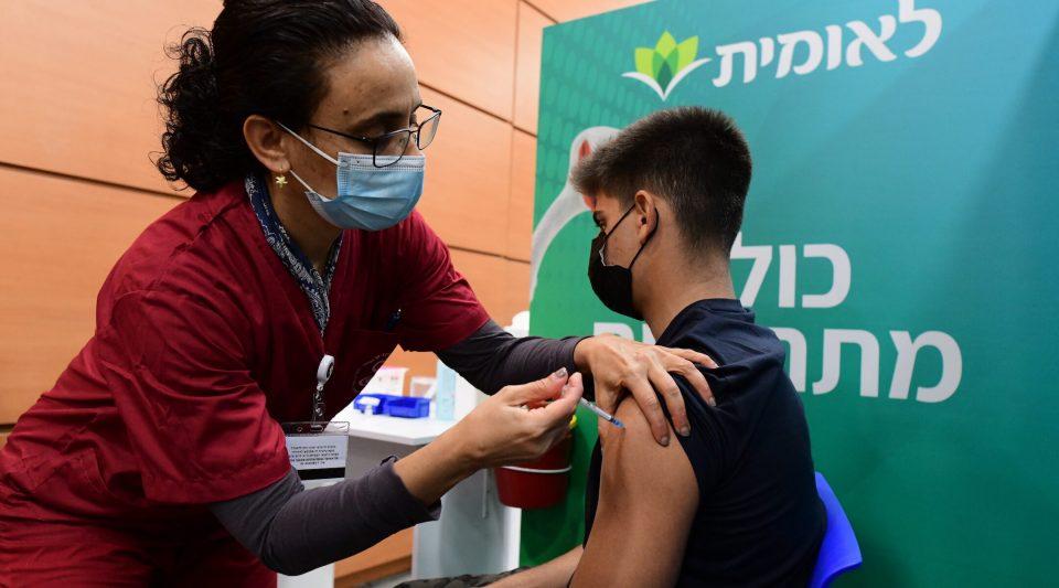 Имунизирани над 600 деца против Ковид-19 во Израел